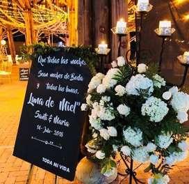 Decoracion wedding planner