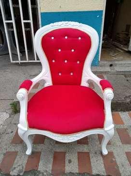 Vendo silla Isabelina