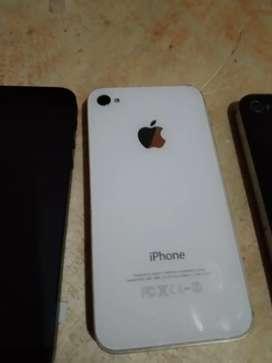 Vendo para repuestos tres iPhone.