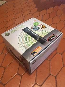 Vendo xbox 360 con juegos incorporados