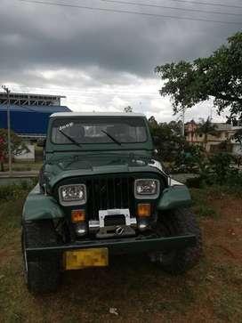 Jeep CJ7 modelo 79