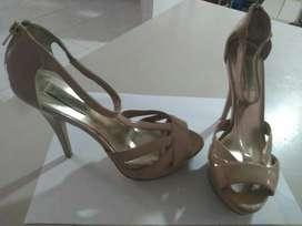 Zapatos Volo Nude Steve Madden