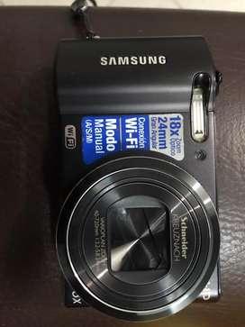 Cámara Samsung Wb150f Con Conexión Wifi
