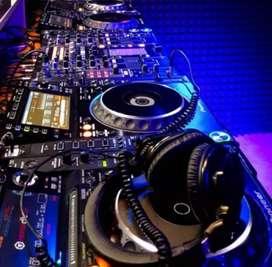Servicio de DJ para rumbas privadas o publicidad en su negocio comercial