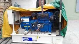 Venta de Generador Eléctrico 50 kva
