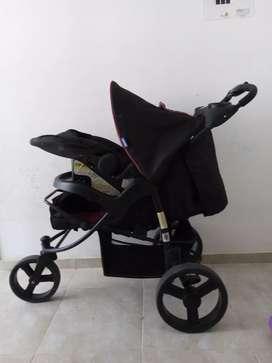 Coche de bebe infantil