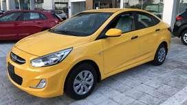 Hyundai i25 Taxi 2020 Reposicion Full Equipo