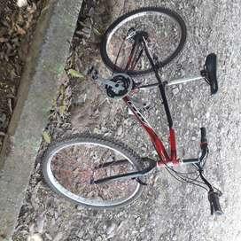 Vendo bicicleta para ya!!!