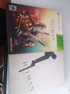 HITMAN HD Trilogy colección