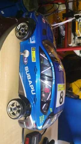 Carro nitro rc