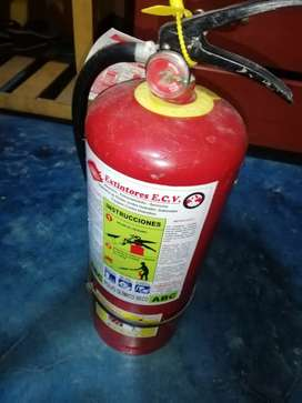 Extintor de 6kg