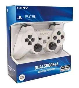 ¡¡CONTROL PS3 INALAMBRICO, BLANC O ROJO¡¡