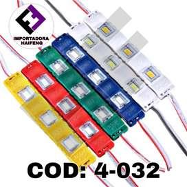 modulo tira de 3 LED