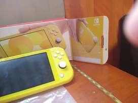 Nintendo switch Lite completamente nuevo