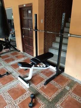 Maquinas d gym para casa