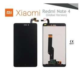 Display Xiaomi Note 4