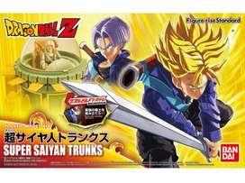 Figura Super Saiyan Trunks Bandai Dragon Ball Z Ban217615