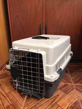 Jaula transportador para mascotas