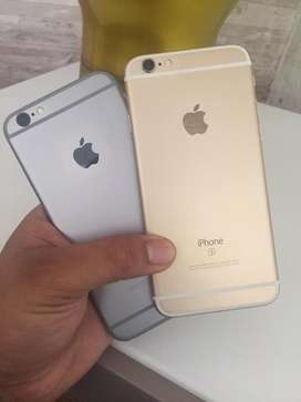 Iphones 6s de 64GB