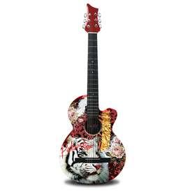 Guitarra Acústica fina