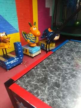 Juegos mecánicos infantiles