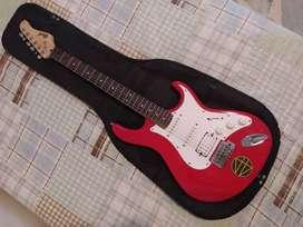 Guitarra eléctrica Cort G110 con accesorios, Amplificador y Pedal Multiefectos al 50% DE DESCUENTO!