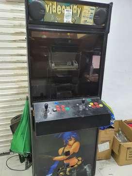 Máquina vintage de monedas