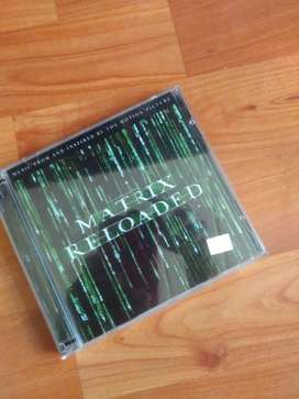 Banda sonora Matrix Reloaded