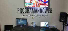Soy Programador Web React PHP Backend FrontEnd