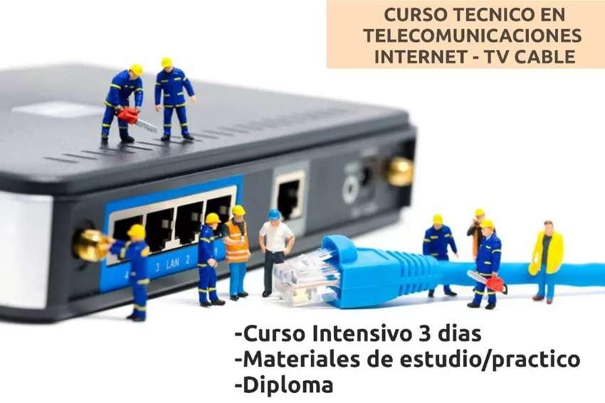 Curso Redes Internet y TV cable