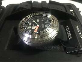 Reloj Citizen Ecozilla Ecodrive 300mts, Profesional Diver C/Papeles