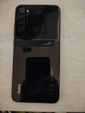 Redmi note 8 64GB usado