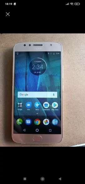 Vendo Motorola G5 plus S