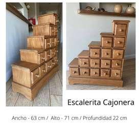 Escalera Cajonera