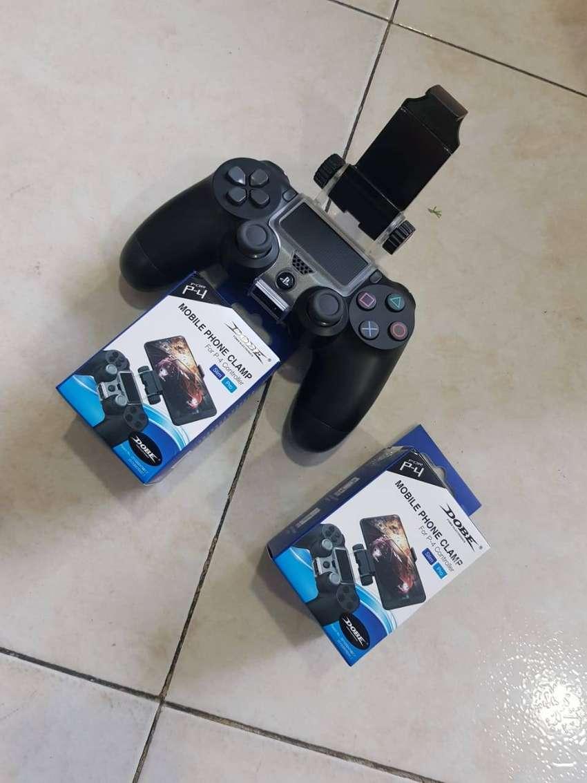 Clip Soporte Para Celular De Control PS4