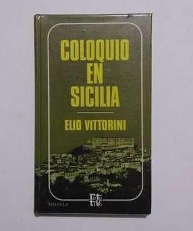 Coloquio en Sicilia por Elio Vittorini