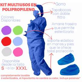 Overol - uniforme médico - traje de protección, usado segunda mano  Cristo Rey