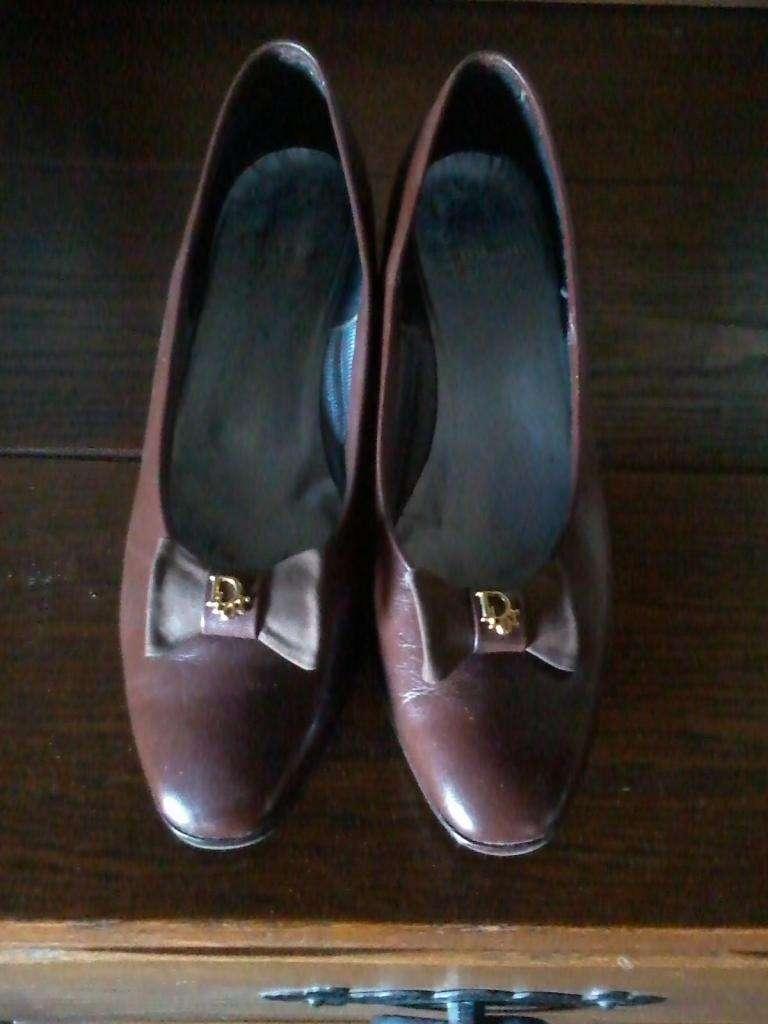Zapatos Christian Dior