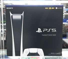 Playstation 5 (edicion digital)