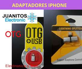 Adaptador iPhone