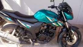 Yamaha sz 150 como Nueva