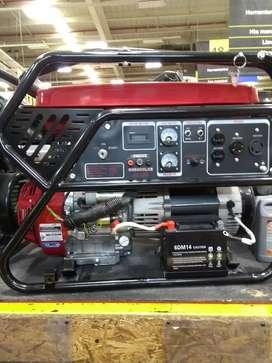 Generador eléctrico marca Honda