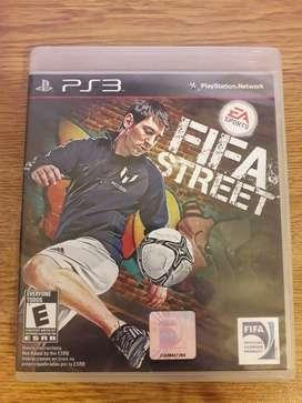 FIFA STREET, EA SPORTS | PS3