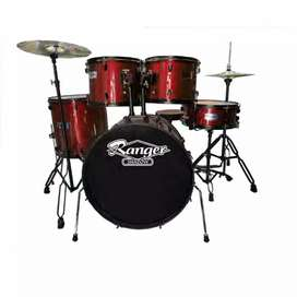 BATERIA RANGER SHADOW RD 001 LINED RED