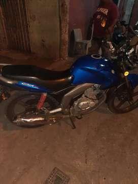 Vendo moto suzuki gsx 125