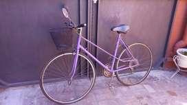 Bicicleta Paseo 3 Cambios