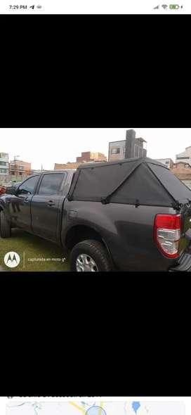 Carpa Safari camioneta