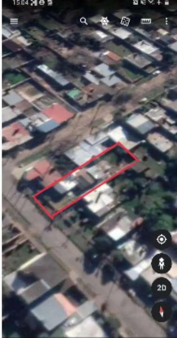 Terreno amplio 438m² con 3 casas 0