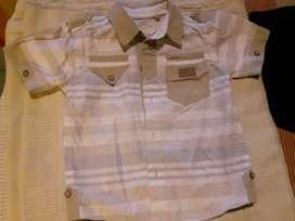 camisas buzo pantalon T6 usada