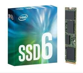 Disco SSD Interno 1TB Intel PCIe M.2 NVME 1TB con Garantía